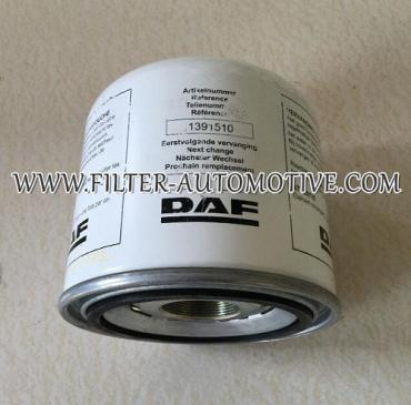 Daf Air Dryer Filter 1391510